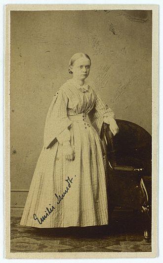 Emilie Mundt - Emilie Mundt (c.1860)