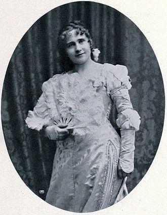 Emilie Ulrich - Emilie Ulrich circa 1900