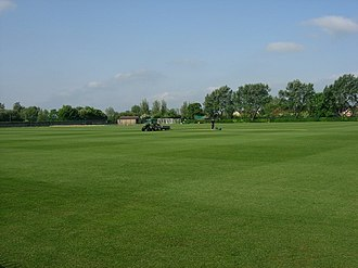 Emmanuel College, Cambridge - Image: Emmanuel College sports grounds geograph.org.uk 803309