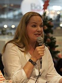 Emmy Abrahamsson Göteborg Book Fair 2011 (cropped).jpg
