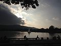 End of day reflections by Lake Zurich.jpg