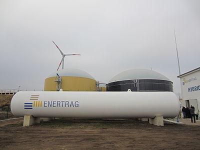 Picture of Hybridkraftwerk Prenzlau