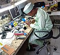 Engineer working on a mb smart key.jpg