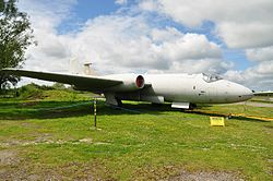 English Electric Canberra at Yorkshire Air Museum (8228).jpg