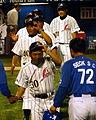 Enomoto and Otake at the 2010 World University Baseball Championship.jpg
