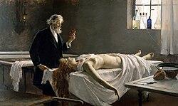 Enrique Simonet: Autopsy