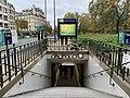 Entrée Station Métro Château Vincennes Vincennes 3.jpg