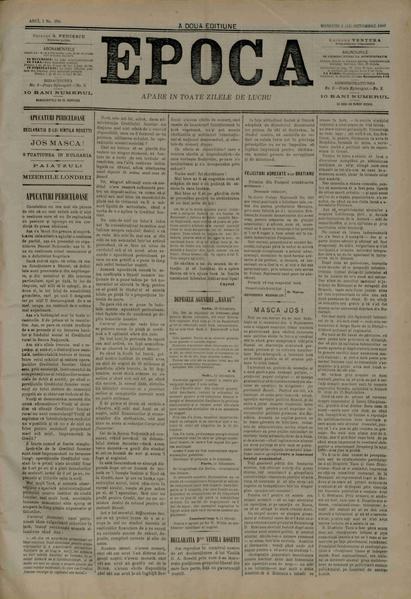 File:Epoca 1886-10-01, nr. 256.pdf