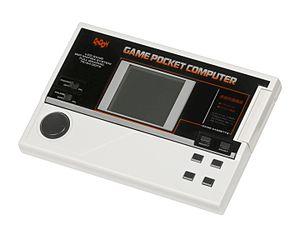 Epoch Game Pocket Computer - Game Pocket Computer