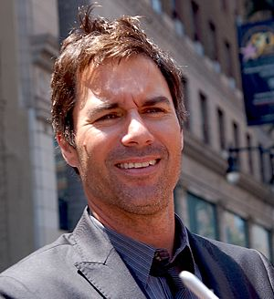 Eric McCormack - McCormack in May 2010