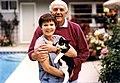 Erika Remberg & Sidney Hayers ca. 1990 Encino, CA.jpg