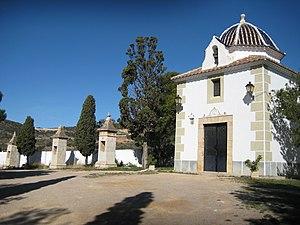 Torreblanca - Ermita del Santíssim Crist and part of the Calvari