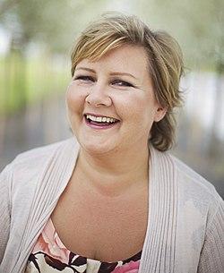 Erna Solberg, Wesenberg, 2011 (1).jpg