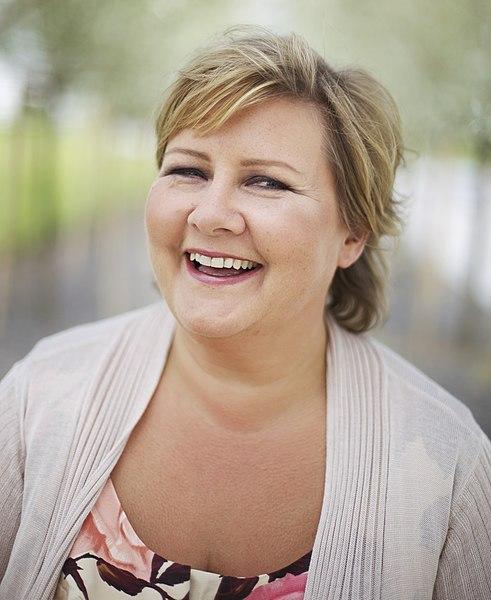 Fájl:Erna Solberg, Wesenberg, 2011 (1).jpg