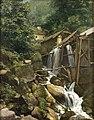 Ernestine von Kirchsberg Verfallene Mühle.jpg