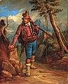 Ernst Heinrich Wilhelm Hampe - Süditalienischer Vagabund im Gebirge 1836.jpg