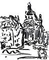 Ernst Ludwig Kirchner – Frauenkirche in Dresden.jpg