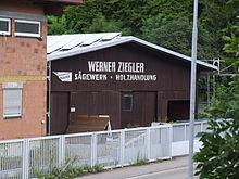 Sägewerk Ziegler