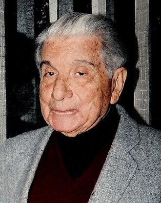 Augusto Roa Bastos - Image: Escritor Augusto R. Bastos
