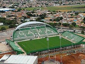 Bezerrão - Image: Estádio Walmir Campelo Bezerra