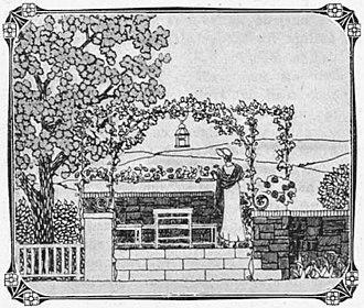 Ester Claesson - Image: Ester Claesson Idun 1917a