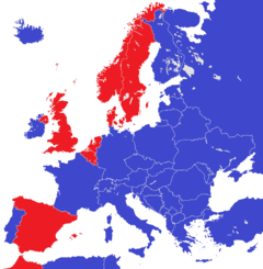 Europe 2015 monarchies versus republics.png