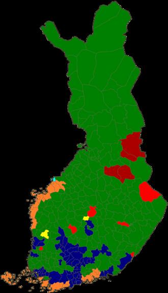 European Parliament election, 2014 (Finland) - Image: Eurovaalit 2014