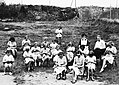 Evacuees From London in Pembrokeshire, Wales, 1940 D989.jpg