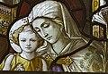 Evesham All Saints' church, window detail (38433345181).jpg