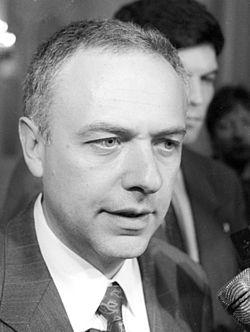 Козырев министр иностранных