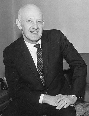 Ewing Kauffman - Image: Ewing Kauffman 1968