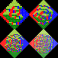Example of random tiling aztek diamonds.png