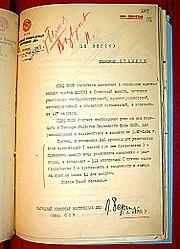 Ordre d'execució de 346 enemics del sistema