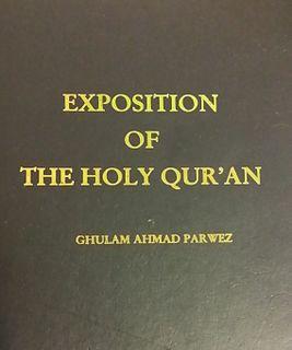 Ideas of Ghulam Ahmed Perwez