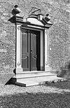 exterieur ingang westgevel - raamsdonk - 20304347 - rce