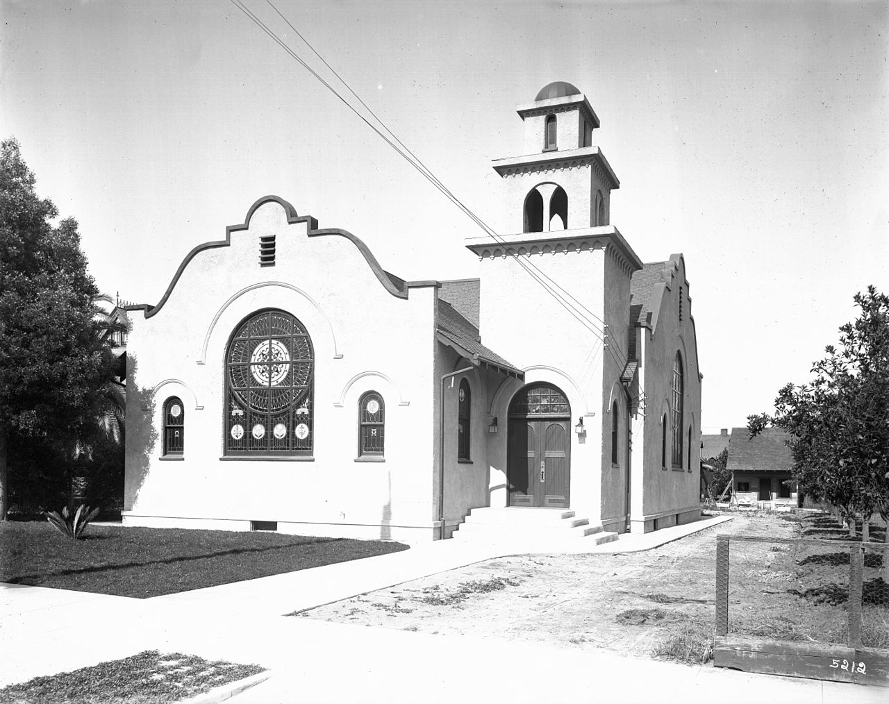 File Exterior View Of Pasadena S First Adventist