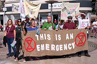 Climate emergency declarations in the United Kingdom