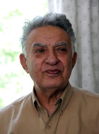 Ezzatollah Sahabi - Image: Ezzatollah Sahabi