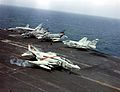 F-4B of VF-114 landing on USS Kitty Hawk (CVA-63) in March 1969.jpg