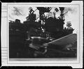 F6F taking off from flight deck of the USS Lexington (CV-16). - NARA - 520768.tif