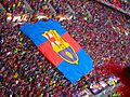 FC Barcelona flag UEFA Champions League Final 2011.jpg
