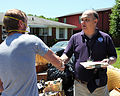 FEMA - 44013 - FEMA Community Relations worker with resident in Tennessee.jpg