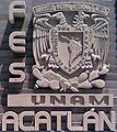 FES Acatlán - Escudo en relieve.jpg