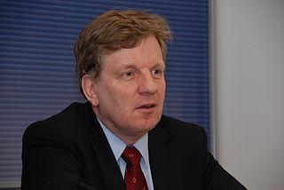 Esko Aho Finnish politician