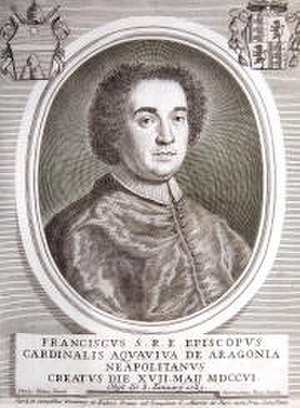 Latin Archbishopric of Larissa - Francesco Acquaviva