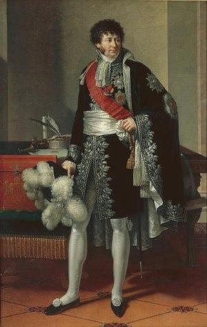 Hôtel d'Estrées - Image: Fabre Henri Jacques Guillaume Clarke, Comte d'Hunebourg et Duc de Feltre, Maréchal de l'Empire et Ministre de la Guerre