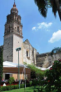 religious building in Cuernavaca, Mexico