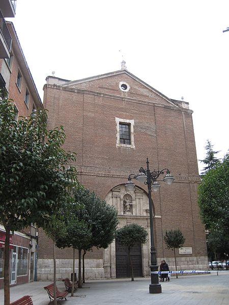 File:Fachada iglesia de San Andrés - Valladolid.jpg