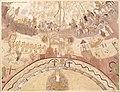 Facsimiles of the Dome Painting of the Chapel of Exodus, Bagawat Necropolis, Kharga Oasis MET sf30-4-140s1.jpg