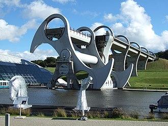 RMJM - Image: Falkirk (Millennium) Wheel